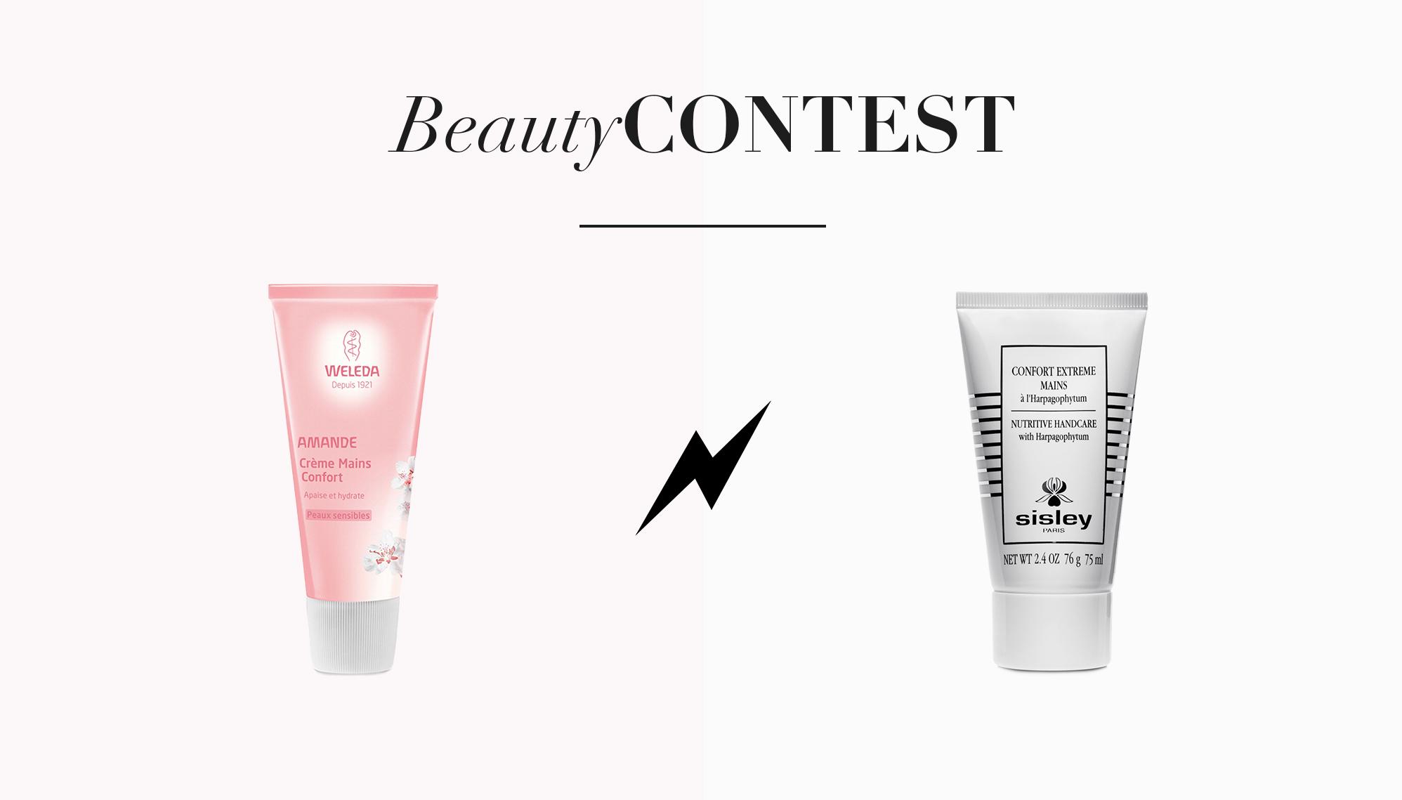 Beauty contest – Les crèmes confort pour les mains