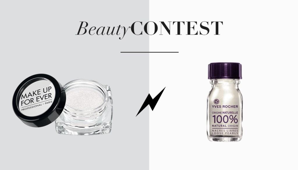 Beauty Contest – Les nacres pailletées pour les yeux