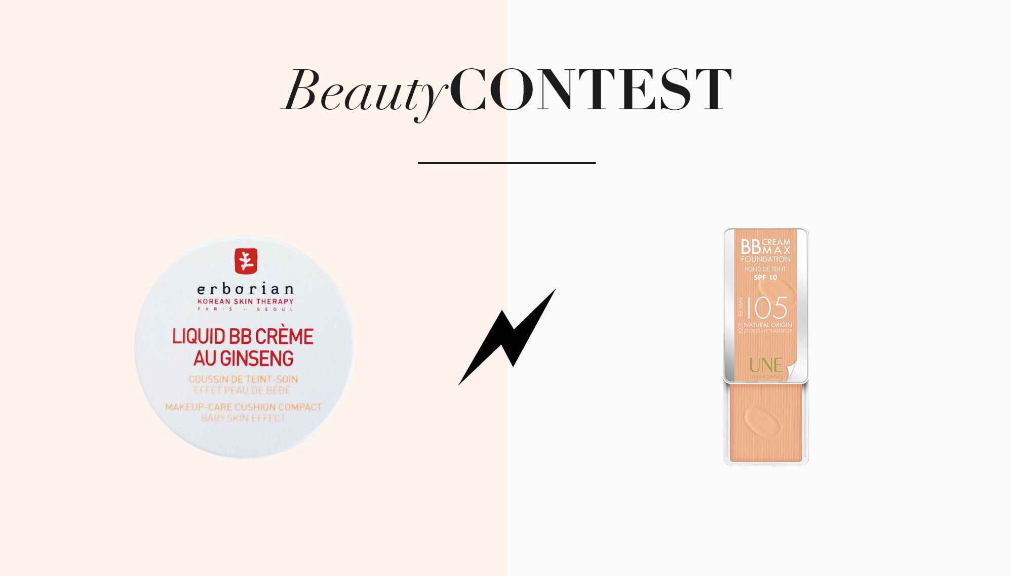 Beauty Contest – Les fonds de teint compacts BB crème