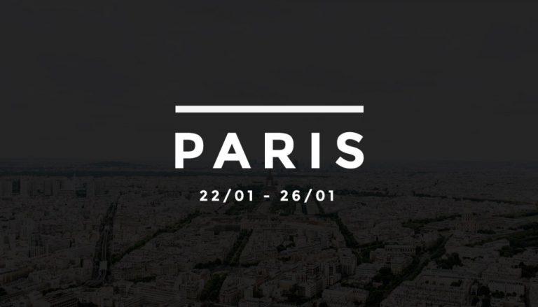 La Fashion Week en quelques clics – SS17 Paris