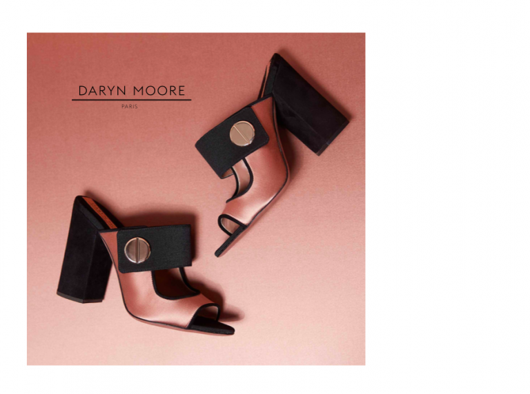 Daryn Moore Lookbook SS18