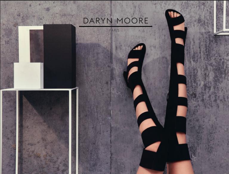 Daryn Moore Lookbook FW16