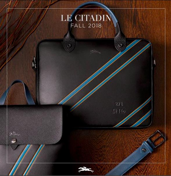 Longchamp – Pliage Club & Homme Hiver 2018