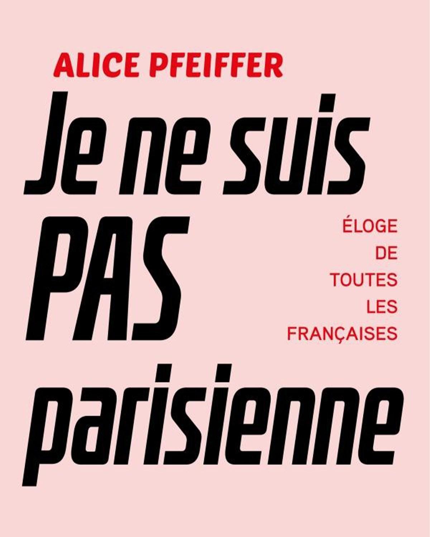 Alice Pfeiffer RIPpe la Parisienne