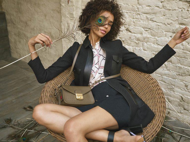 Mademoiselle Longchamp été 2018