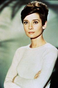 The Indexe – « Un instant de grâce » – Audrey Hepburn – Portrait rêvé