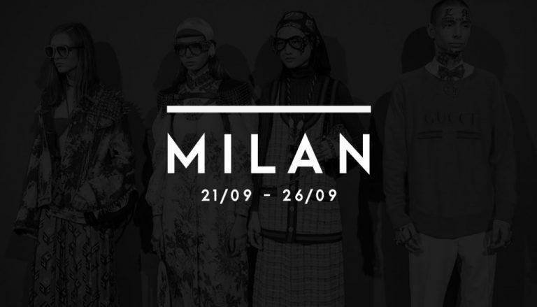 La Fashion Week en quelques clics – #2 Milan