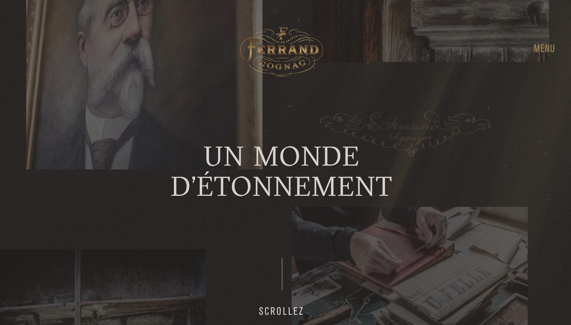 Ferrand Cognac